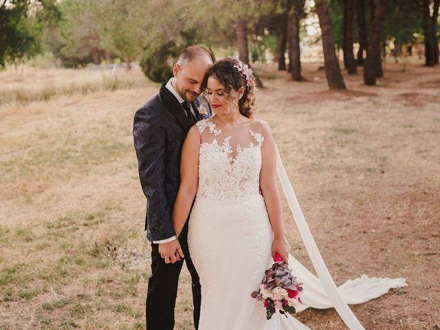 La boda de David y Rocío en Valdepeñas, Ciudad Real 59