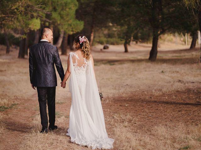 La boda de David y Rocío en Valdepeñas, Ciudad Real 60