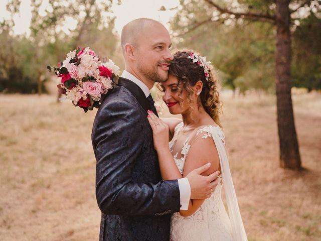 La boda de David y Rocío en Valdepeñas, Ciudad Real 62