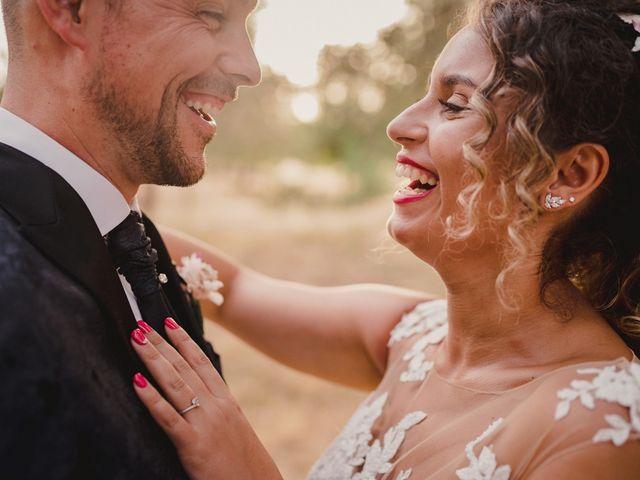 La boda de David y Rocío en Valdepeñas, Ciudad Real 63