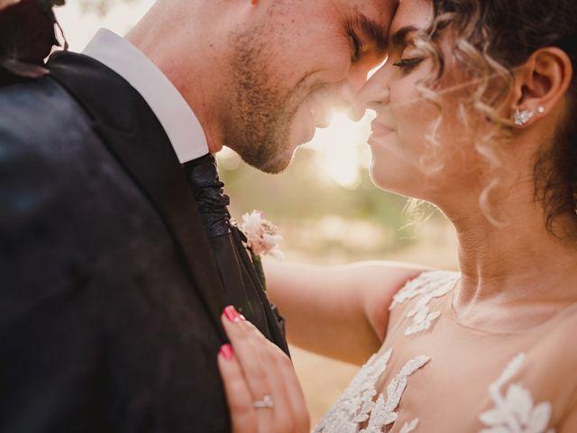 La boda de David y Rocío en Valdepeñas, Ciudad Real 64
