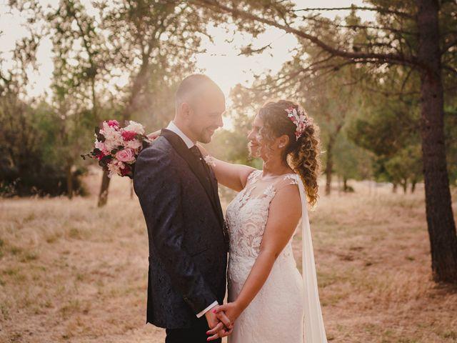 La boda de David y Rocío en Valdepeñas, Ciudad Real 66
