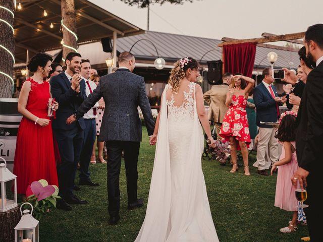La boda de David y Rocío en Valdepeñas, Ciudad Real 77