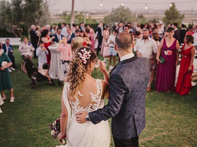 La boda de David y Rocío en Valdepeñas, Ciudad Real 78