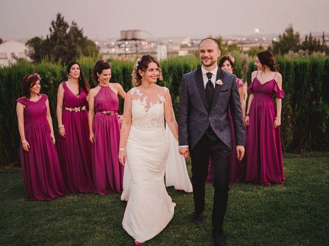 La boda de David y Rocío en Valdepeñas, Ciudad Real 92