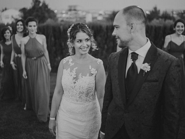 La boda de David y Rocío en Valdepeñas, Ciudad Real 93