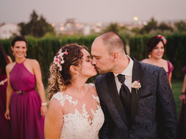La boda de David y Rocío en Valdepeñas, Ciudad Real 94