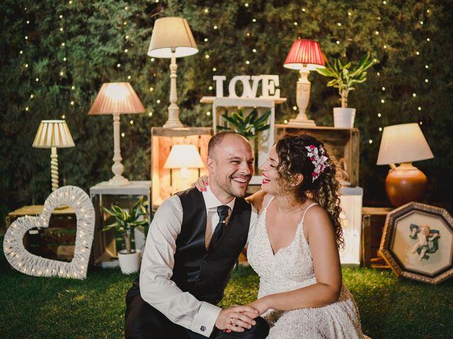 La boda de Rocío y David