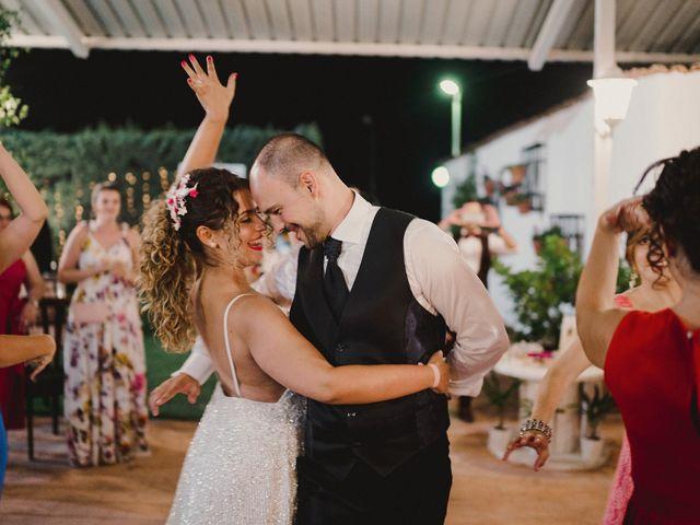 La boda de David y Rocío en Valdepeñas, Ciudad Real 115