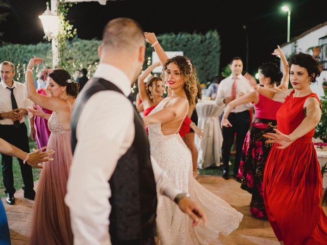 La boda de David y Rocío en Valdepeñas, Ciudad Real 116