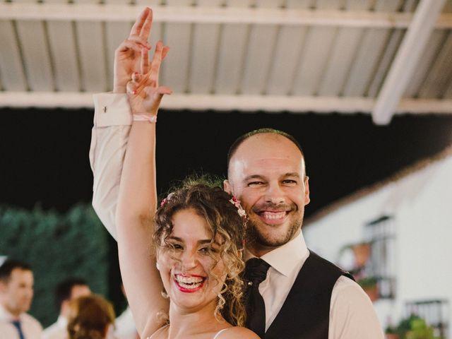 La boda de David y Rocío en Valdepeñas, Ciudad Real 119
