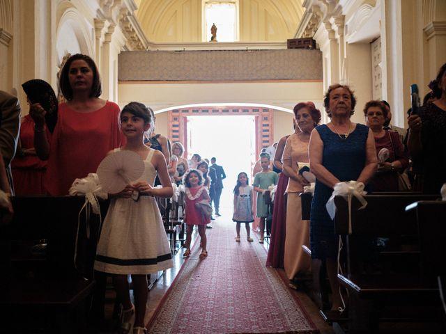 La boda de Lidia y Israel en Illescas, Toledo 21