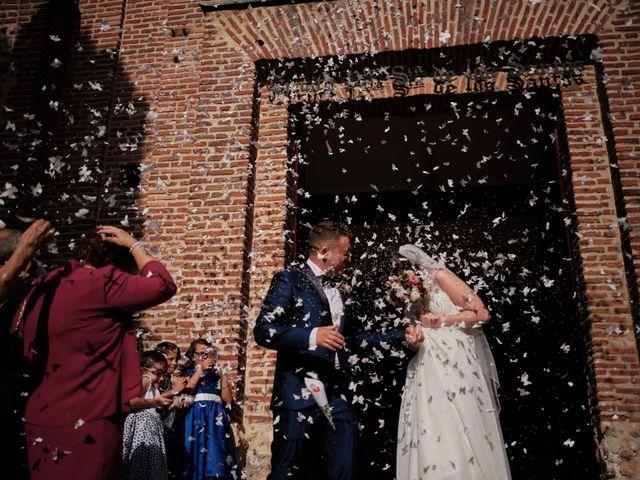 La boda de Lidia y Israel en Illescas, Toledo 24
