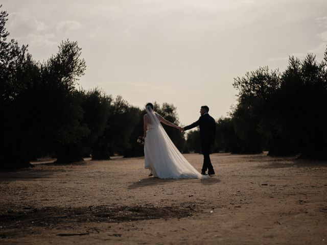 La boda de Lidia y Israel en Illescas, Toledo 27