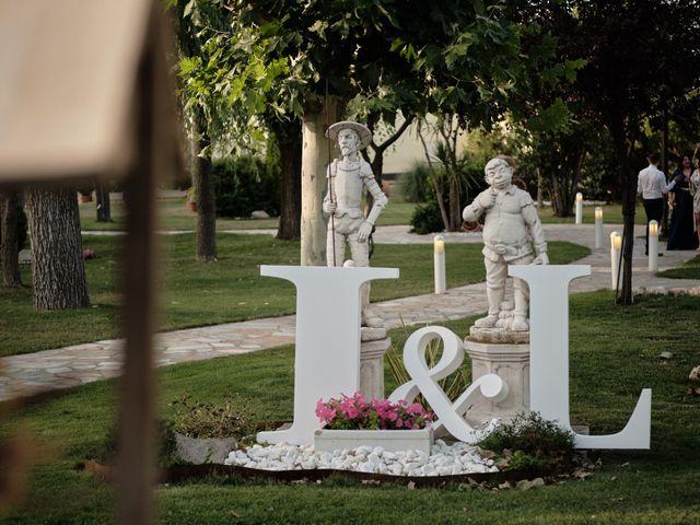 La boda de Lidia y Israel en Illescas, Toledo 33