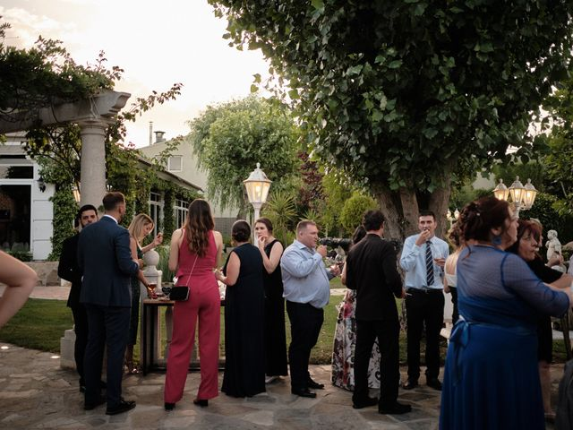 La boda de Lidia y Israel en Illescas, Toledo 39