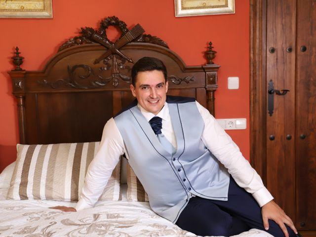 La boda de MARI CARMEN y DARIO en Casas De Fernando Alonso, Cuenca 10