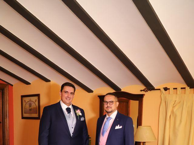La boda de MARI CARMEN y DARIO en Casas De Fernando Alonso, Cuenca 19