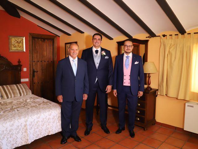 La boda de MARI CARMEN y DARIO en Casas De Fernando Alonso, Cuenca 20
