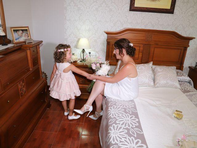 La boda de MARI CARMEN y DARIO en Casas De Fernando Alonso, Cuenca 41