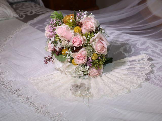 La boda de MARI CARMEN y DARIO en Casas De Fernando Alonso, Cuenca 44