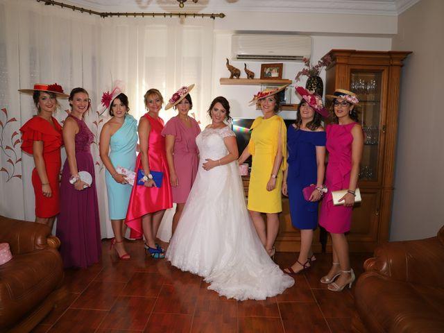 La boda de MARI CARMEN y DARIO en Casas De Fernando Alonso, Cuenca 79