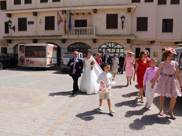 La boda de MARI CARMEN y DARIO en Casas De Fernando Alonso, Cuenca 99