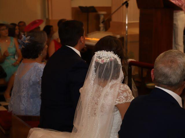 La boda de MARI CARMEN y DARIO en Casas De Fernando Alonso, Cuenca 114