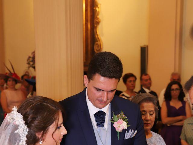 La boda de MARI CARMEN y DARIO en Casas De Fernando Alonso, Cuenca 126