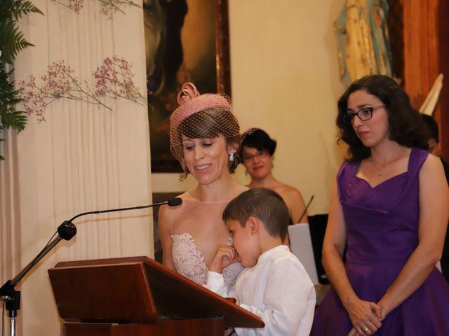 La boda de MARI CARMEN y DARIO en Casas De Fernando Alonso, Cuenca 130