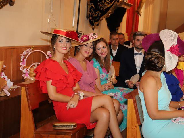 La boda de MARI CARMEN y DARIO en Casas De Fernando Alonso, Cuenca 137