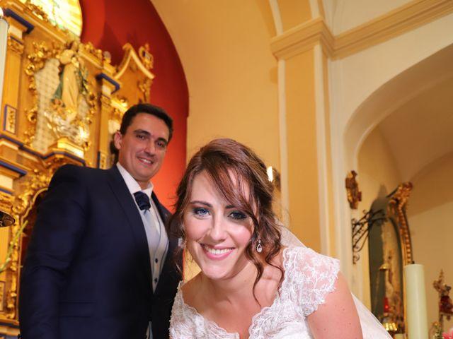 La boda de MARI CARMEN y DARIO en Casas De Fernando Alonso, Cuenca 146