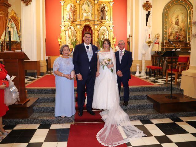 La boda de MARI CARMEN y DARIO en Casas De Fernando Alonso, Cuenca 150
