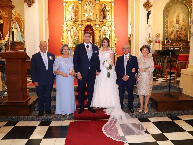 La boda de MARI CARMEN y DARIO en Casas De Fernando Alonso, Cuenca 154