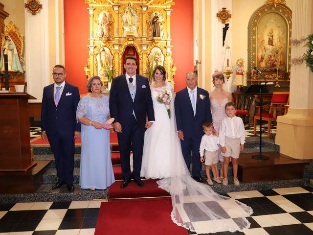 La boda de MARI CARMEN y DARIO en Casas De Fernando Alonso, Cuenca 158