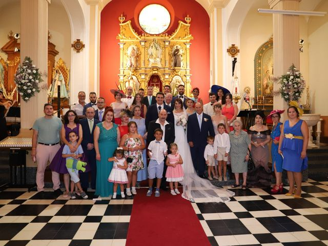 La boda de MARI CARMEN y DARIO en Casas De Fernando Alonso, Cuenca 159
