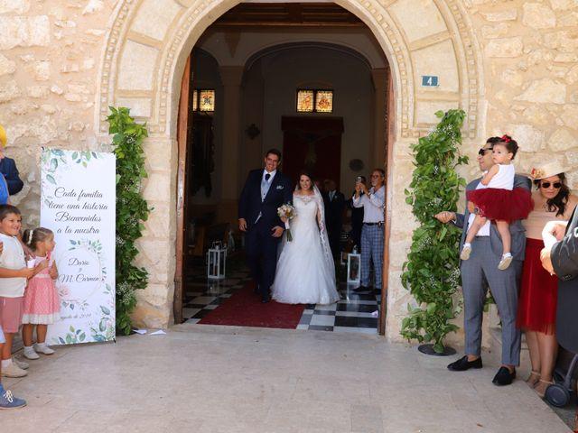 La boda de MARI CARMEN y DARIO en Casas De Fernando Alonso, Cuenca 160