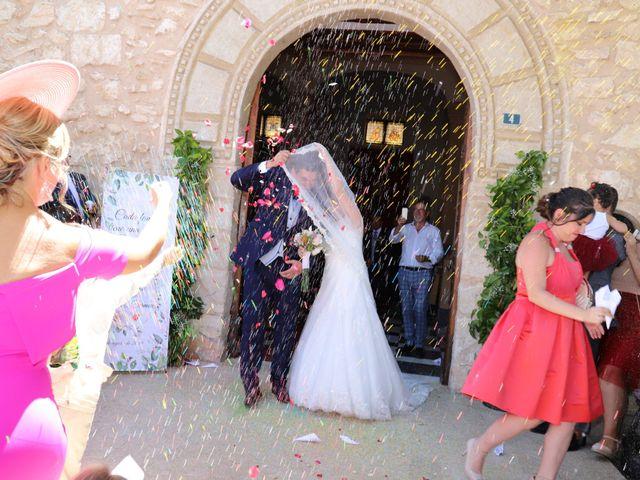 La boda de MARI CARMEN y DARIO en Casas De Fernando Alonso, Cuenca 161