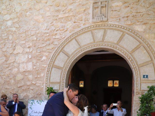 La boda de MARI CARMEN y DARIO en Casas De Fernando Alonso, Cuenca 163