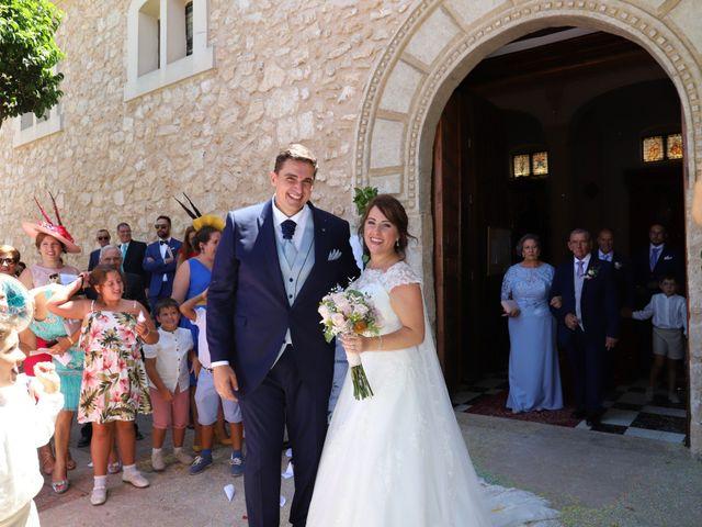 La boda de MARI CARMEN y DARIO en Casas De Fernando Alonso, Cuenca 164