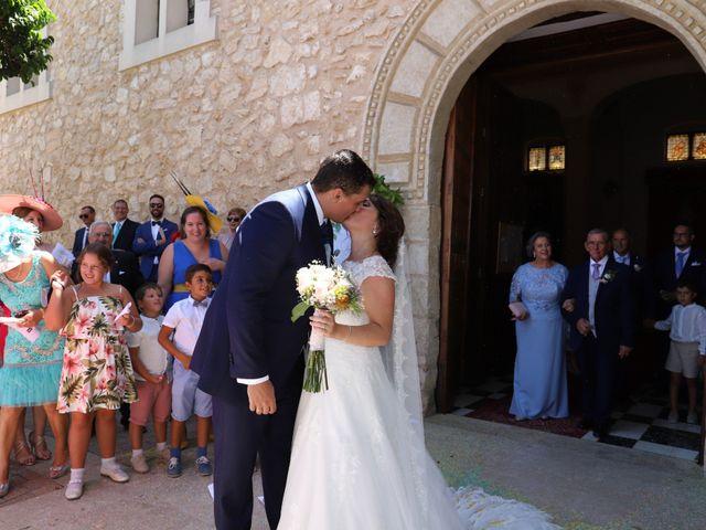 La boda de MARI CARMEN y DARIO en Casas De Fernando Alonso, Cuenca 165
