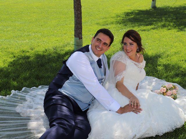 La boda de MARI CARMEN y DARIO en Casas De Fernando Alonso, Cuenca 182
