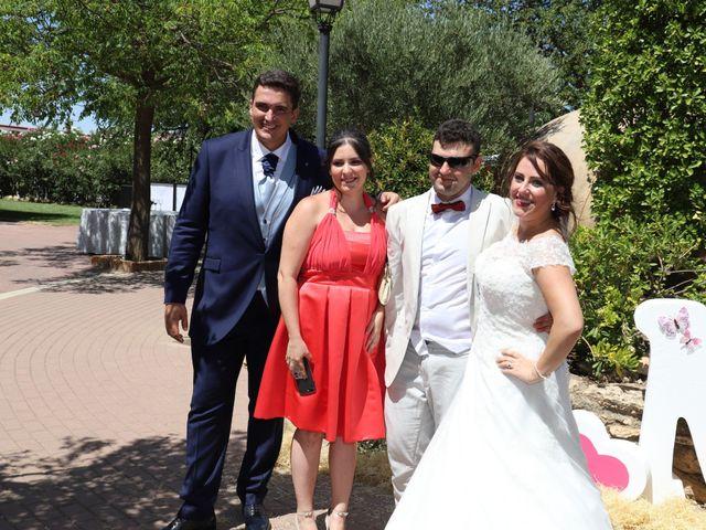 La boda de MARI CARMEN y DARIO en Casas De Fernando Alonso, Cuenca 215