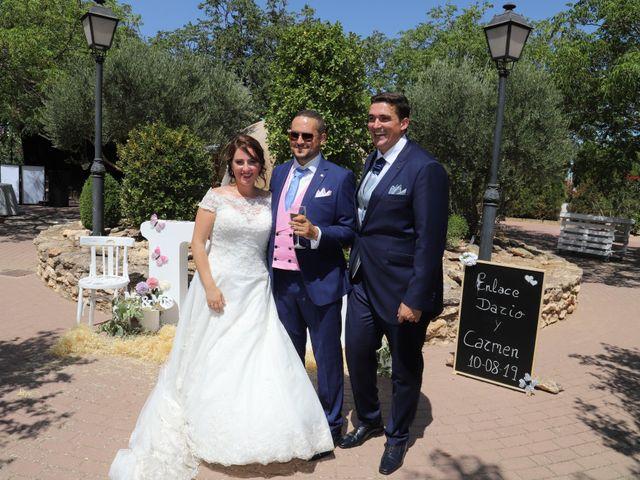 La boda de MARI CARMEN y DARIO en Casas De Fernando Alonso, Cuenca 216
