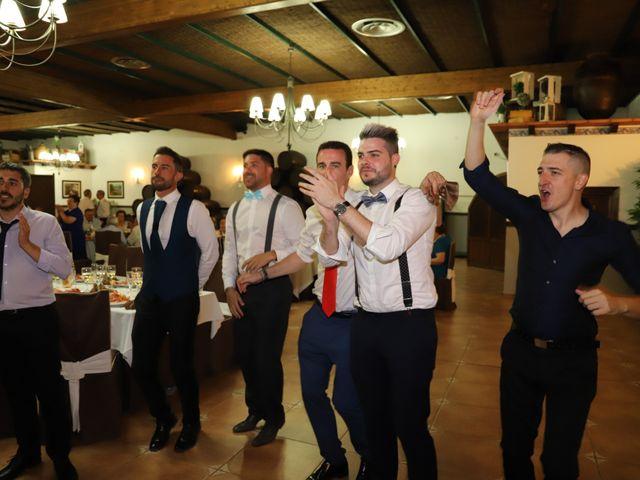 La boda de MARI CARMEN y DARIO en Casas De Fernando Alonso, Cuenca 240