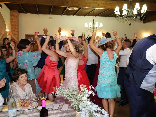 La boda de MARI CARMEN y DARIO en Casas De Fernando Alonso, Cuenca 241