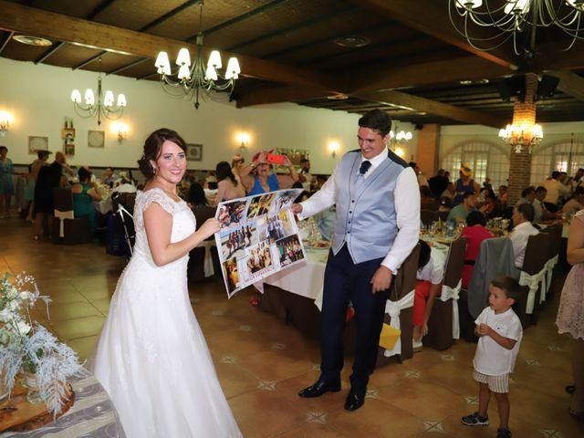 La boda de MARI CARMEN y DARIO en Casas De Fernando Alonso, Cuenca 246
