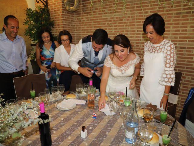 La boda de MARI CARMEN y DARIO en Casas De Fernando Alonso, Cuenca 250