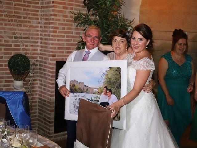 La boda de MARI CARMEN y DARIO en Casas De Fernando Alonso, Cuenca 253