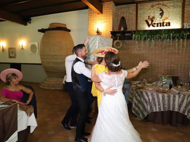 La boda de MARI CARMEN y DARIO en Casas De Fernando Alonso, Cuenca 265